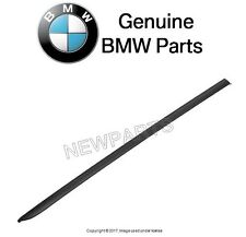 BMW E60 E61 Windshield Moulding (Drip Moulding)  Right Front GENUINE