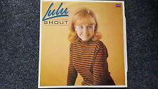 Lulu - Shout UK 12'' Disco Vinyl Maxi ORIGINAL MIX