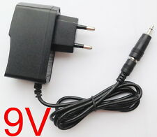 AC Power Supply DC 9V Adaptor Pack for ATARI 2600 Console Charger EU Plug New
