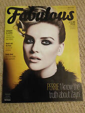 Little Mix - Perrie Edwards Cover - The Sun New - Fabulous 1 Day Only Uk Mag