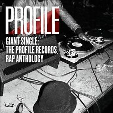 NEW - Giant Single: Profile Records Rap Anthology by Various Profile