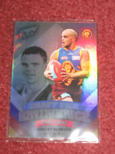 2013 SELECT PRIME DRAFT PICK EMINENCE CARD BRISBANE LIONS ASHLEY McGRATH DPE6