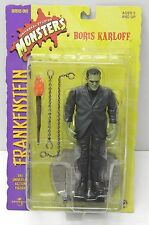"Universal Pictures: Frankenstein Monster Boris Karloff 8"" Action Figure"