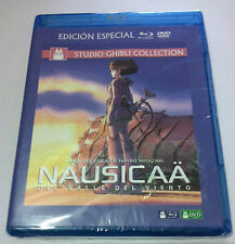NAUSICAA DEL VALLE DEL VIENTO- STUDIO GHIBLI COLLECTION - ED ESPECIAL BLURAY+DVD
