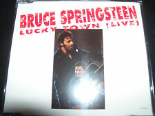 Bruce Springsteen Lucky Town Live CD Single