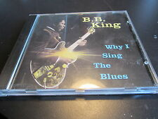 Why I Sing the Blues [MCA] by B.B. King (CD, Jul-1994, Special Product)