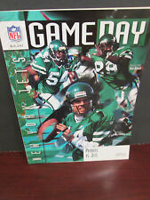 NFL- NEW ENGLAND PATRIOTS VS. N.Y. JETS GAMEDAY-12/8/1996 GAMEDAY- 3 PLAYERS