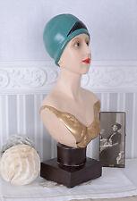 Woman's head with Turban Bust Art Deco Jewelery bust Window head