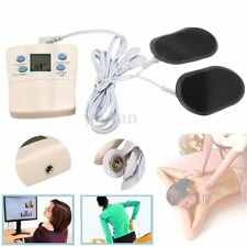 Full Body Slimming Muscle Relax Massager Electronic Pulse Machine Fat Burner