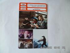 CARTE FICHE CINEMA 1994 LES LENINGRAD COWBOYS RENCONTRENT MOISE Erkinharju