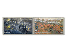 USPS New Civil War: 1863 Forever Self-Adhesive Stamp Souvenir Sheet