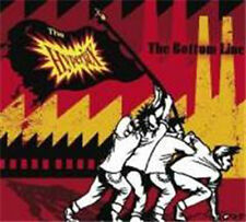 HYPERJAX The Bottom Line CD Psychobilly Rockabilly Punk - NEW Raucous Records