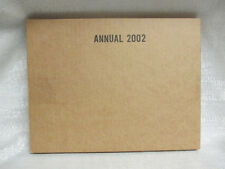 2002 Augusta National Masters Tournament Commemorative Annual Tiger Woods New