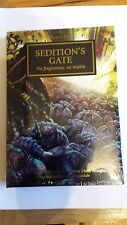 Black Library Sedition's Gate ( Seditions Gate ) Horus Heresy 2014  BN/Sealed