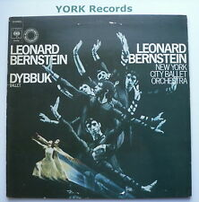 76486 - BERNSTEIN - Dybbuk NEW YORK CITY BALLET ORCHESTRA - Ex Con LP Record