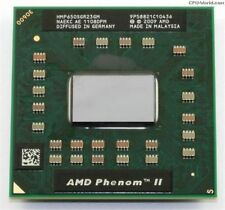 AMD Phenom II x2 P650 2.6GHz 2MB s1 LP HMP650SGR23GM Laptop CPUs
