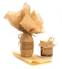 Kraft Marrone Carta Velina ( confezione da 10 fogli ) ideale per del regalo