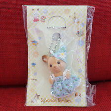 Calico Critters Sylvanian Families DEER BABY KEY HOLDER Epoch Japan
