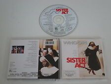 VARIOUS/SISTER ACT - OMP SOUNDTRACK(HOLLYWOOD-INTERCORD INT 845.182) CD ALBUM