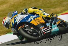 Dominique Aegerter Hand Signed 12x8 Photo Interwetten Kalex 2016 Moto2 MOTOGP 3.