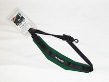 NEOTECH Soft Sax padded saxophone strap Green -Control-stretch Comfort- USA Made