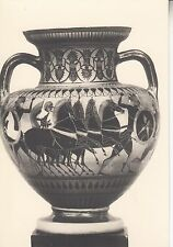 Post Card - Greek vases (8) / Griechische Vasen