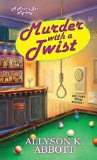 Murder with a Twist (Mack's Bar Mysteries)-ExLibrary