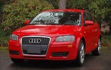 SML AUFKLEBER Audi A3 8P 2003-2008 US Reflektor Style Optik S-Line