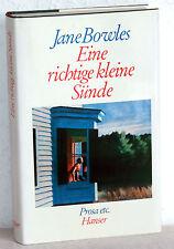 JANE BOWLES - Eine richtige kleine Sünde