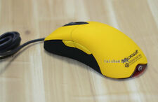 New USB Gaming Mouse For Microsoft Intellimouse Explorer 3.0 IE 3.0 yellow