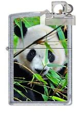 Zippo 0234 giant panda Lighter with PIPE INSERT PL