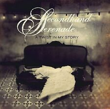 New Secondhand Serenade A Twist in My Story Target Exclusive CD DVD Edition