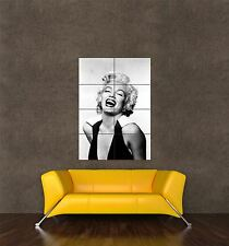 POSTER PRINT PHOTO PORTRAIT MOVIE FILM ACTRESS MARYLIN MONROE LAUGH SEB911
