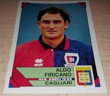 FIGURINA CALCIATORI PANINI 1993/94 CAGLIARI FIRICANO ALBUM 1994