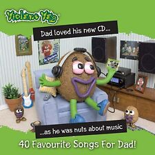 Sampler - Violent Veg - 40 Favourite Songs For Dad! Dad loves his new CD - 2 CDs