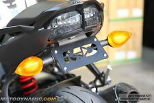 06-15 Yamaha FZ1 11-13 FZ8 Complete Fender Eliminator Kit w/ LED Plate Light