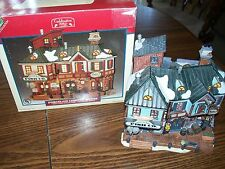 Lemax Village Collection South Bay Fish Co. Lighted House