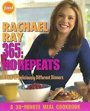 Acc, Rachael Ray 365: No Repeats--A Year of Deliciously Different Dinners (A 30-