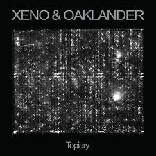 XENO & OAKLANDER - TOPIARY   VINYL LP NEU