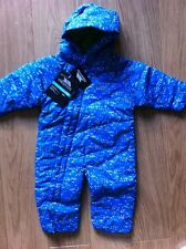 Trespass boys snowsuit age 6-12 months BNWT free UK postage RRP £34.99