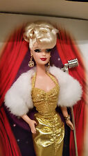 Gold label lady luck poupée barbie 2006 collector