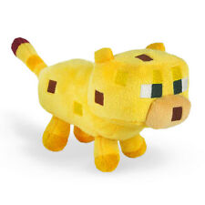 MINECRAFT - PELUCHE GATO AMARILLO 24cm / YELLOW CAT PLUSH TOY 9""