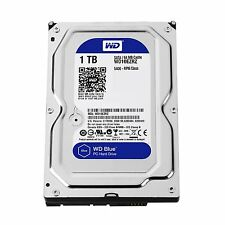 "1 TB Western Digital DESKTOP HDD 3.5""Internal SATA HDD- BLUE caviar WD10EZRZ"