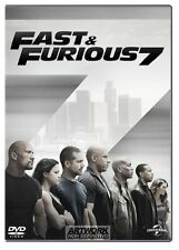 Dvd FAST AND FURIOUS 7 - (Universal 2015) ......NUOVO