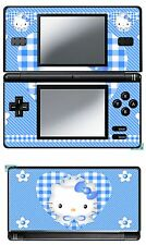 SKIN STICKER AUTOCOLLANT DECO POUR NINTENDO DS LITE REF 11 KITTY
