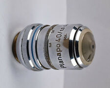 Zeiss Planapo APO 40x /1.0 Oil 160mm TL Microscope Objective