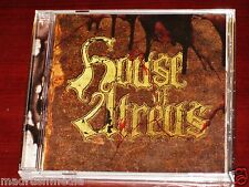 House Of Atreus: The Spear And The Ichor That Follows CD 2015 Dark Descent NEW