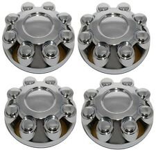 NEW 2003-2013 Dodge RAM 1500 2500 3500 Truck Wheel Hub Center Cap CHROME SET