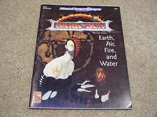 AD&D Dark Sun DSS2 - Earth, Air, Fire and Water accessory