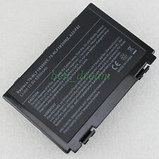 Laptop Notebook Battery For ASUS K50 K50IJ K50IN K51 K50AB-X2A A32-F82 6-cells